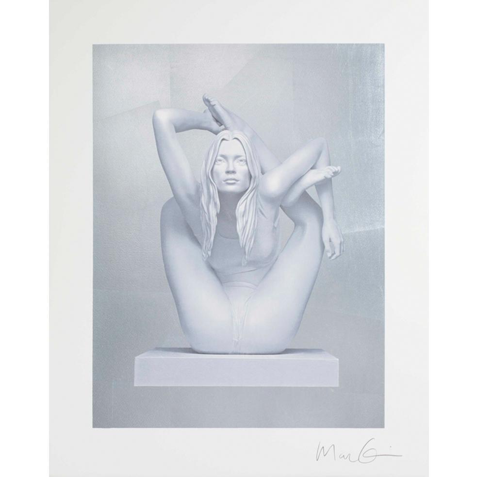 Sphinx (silver leaf)