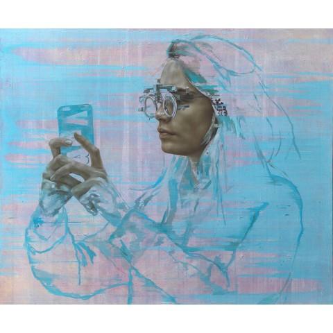 Cara Selfie Print