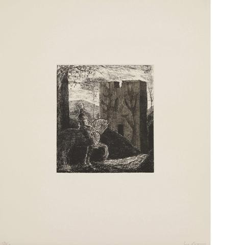 Fifty Etchings (No 1)